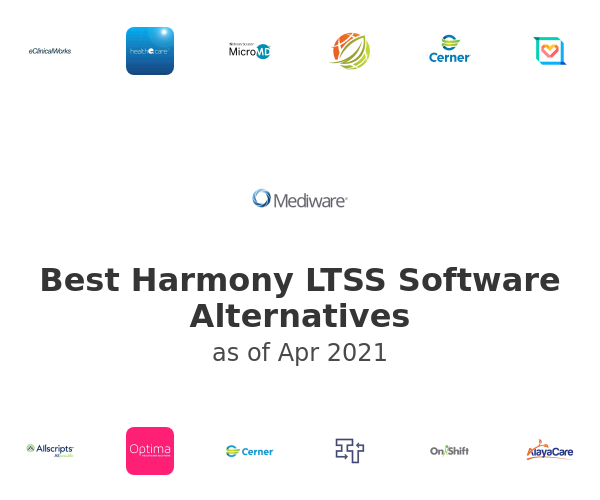 Best Harmony LTSS Software Alternatives