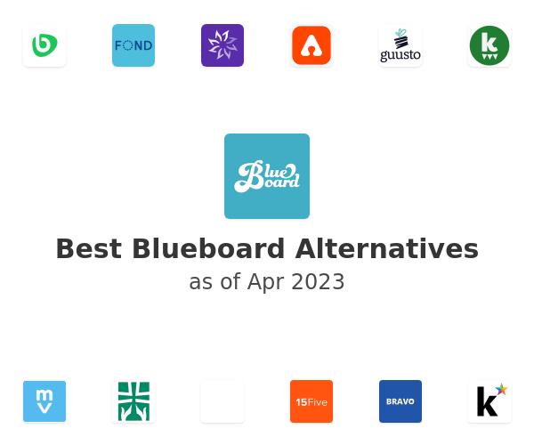 Best Blueboard Employee Recognition Platform Alternatives