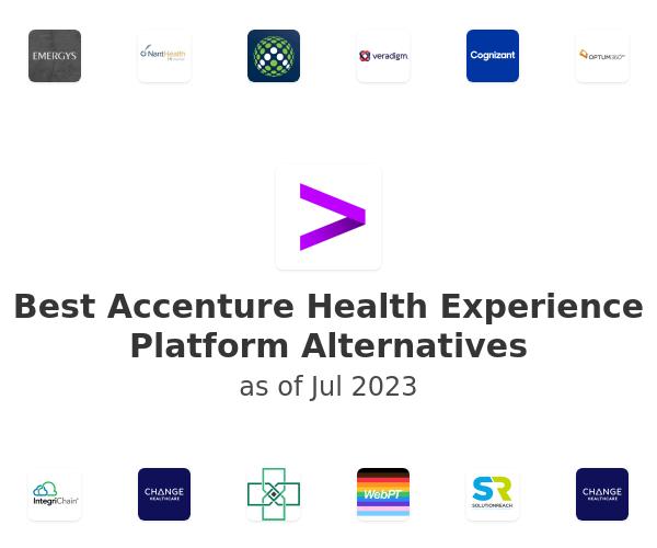 Best Accenture Health Experience Platform Alternatives