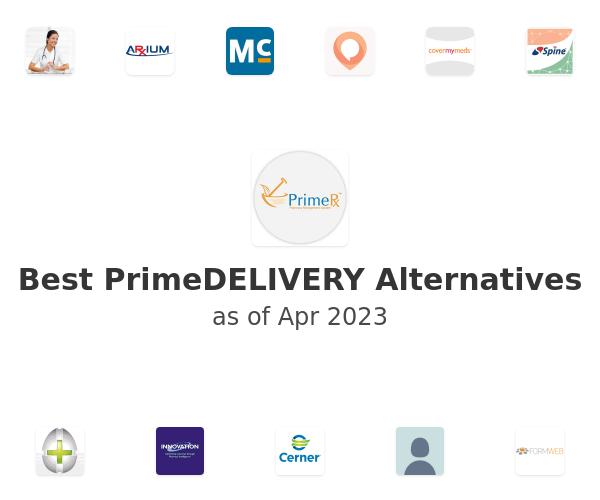 Best PrimeDELIVERY Alternatives