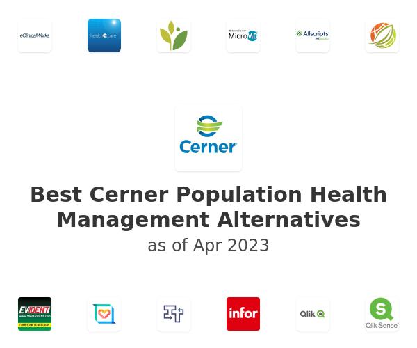Best Cerner Population Health Management Alternatives