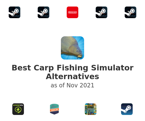 Best Carp Fishing Simulator Alternatives