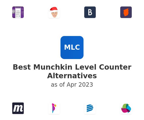 Best Munchkin Level Counter Alternatives