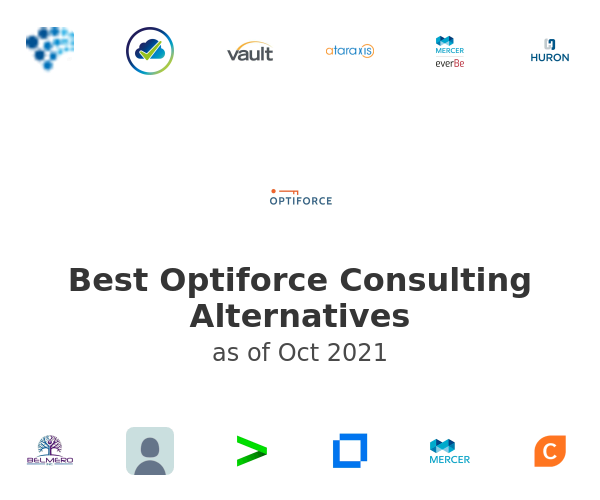 Best Optiforce Consulting Alternatives