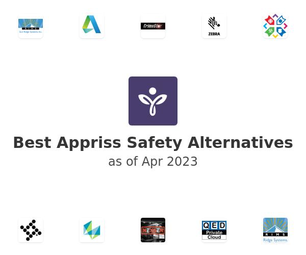 Best Appriss Safety Alternatives