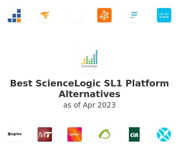 Best ScienceLogic SL1 Platform Alternatives