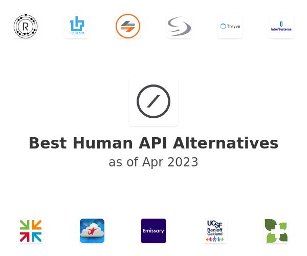 Best Human API Alternatives