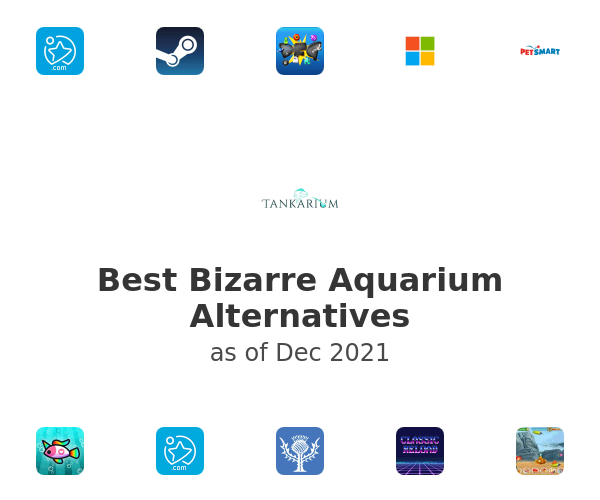 Best Bizarre Aquarium Alternatives