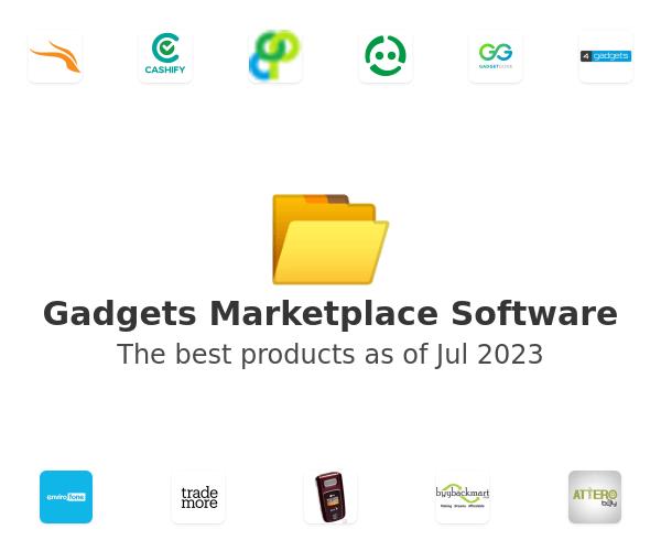 Gadgets Marketplace Software