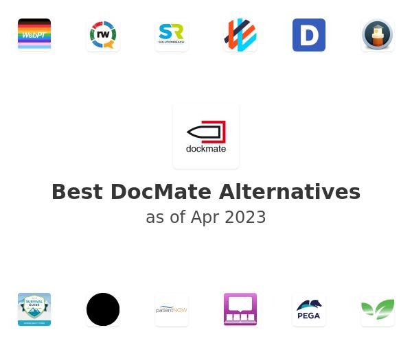 Best DocMate Alternatives