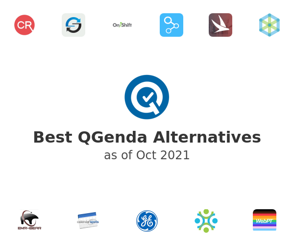 Best QGenda Alternatives