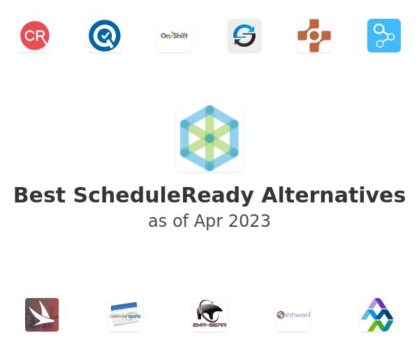 Best ScheduleReady Alternatives
