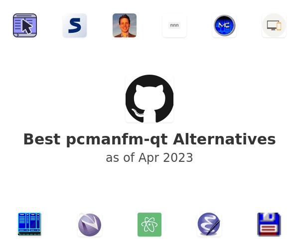 Best pcmanfm-qt Alternatives