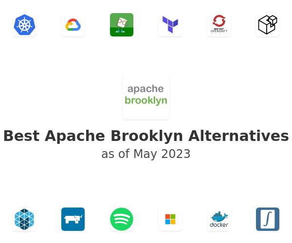 Best Apache Brooklyn Alternatives