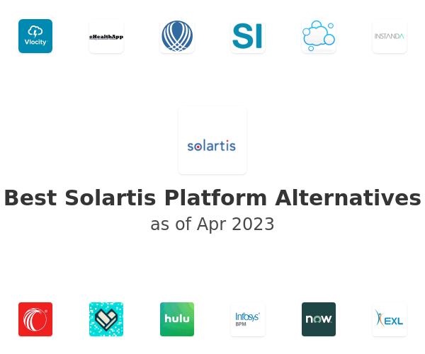 Best Solartis Platform Alternatives