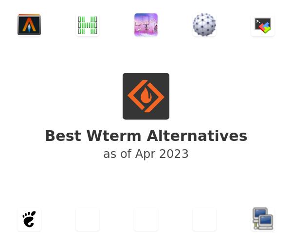Best Wterm Alternatives