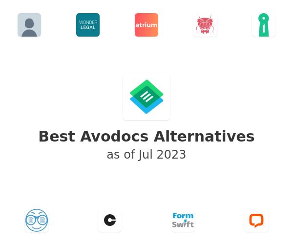 Best Avodocs Alternatives