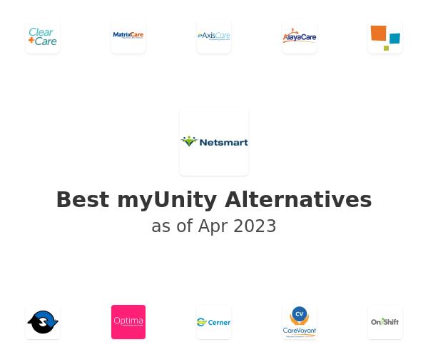 Best myUnity Alternatives
