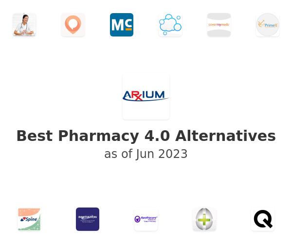 Best Pharmacy 4.0 Alternatives