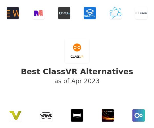 Best ClassVR Alternatives