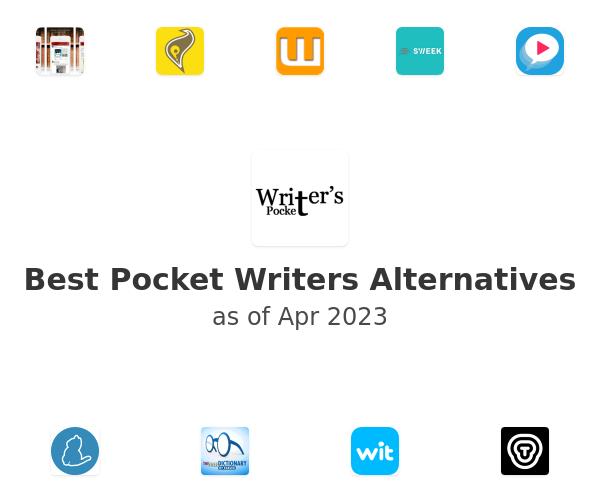 Best Pocket Writers Alternatives
