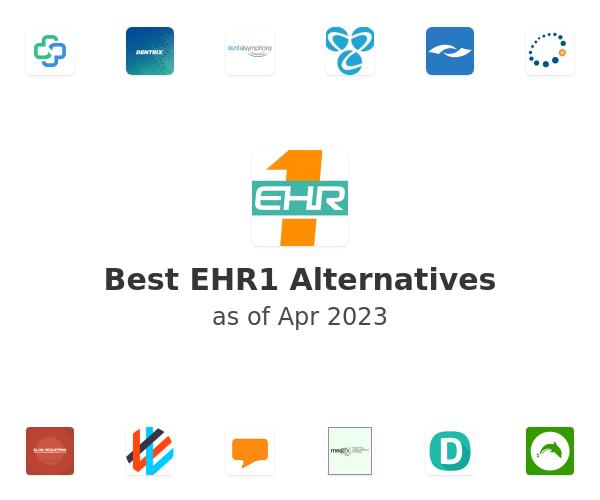 Best EHR1 Alternatives