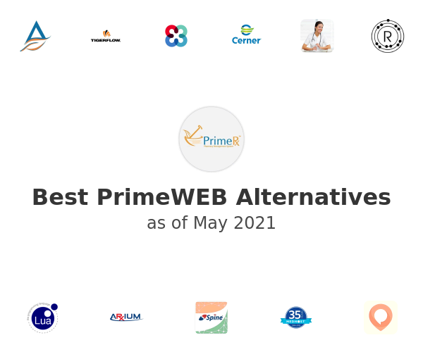 Best PrimeWEB Alternatives