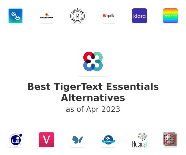 Best TigerText Essentials Alternatives