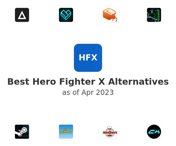 Best Hero Fighter X Alternatives