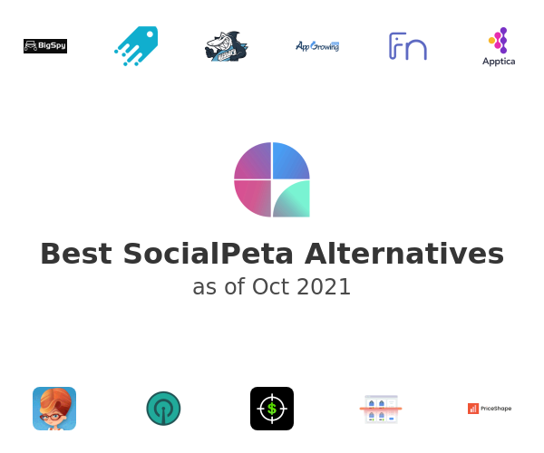 Best SocialPeta Alternatives