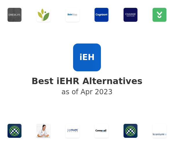 Best iEHR Alternatives
