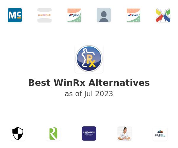 Best WinRx Alternatives