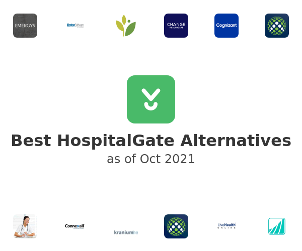 Best HospitalGate Alternatives