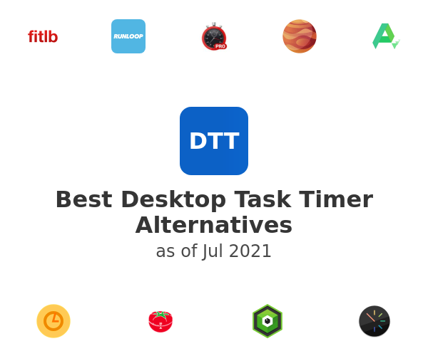 Best Desktop Task Timer Alternatives