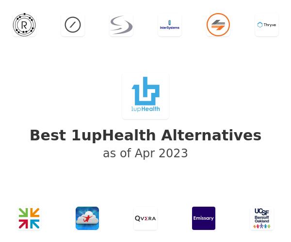 Best 1upHealth Alternatives