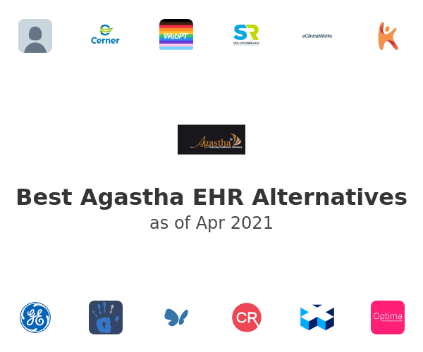 Best Agastha EHR Alternatives