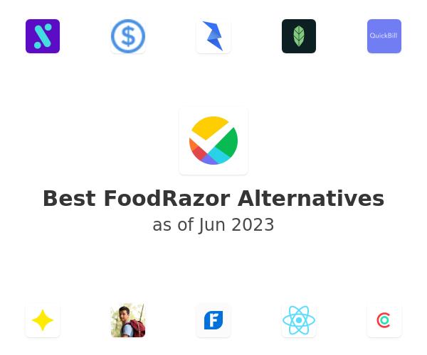 Best FoodRazor Alternatives