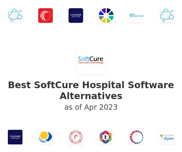 Best SoftCure Hospital Software Alternatives
