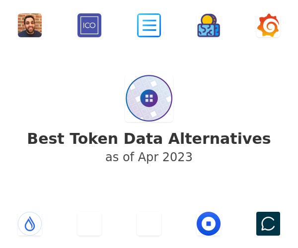 Best Token Data Alternatives