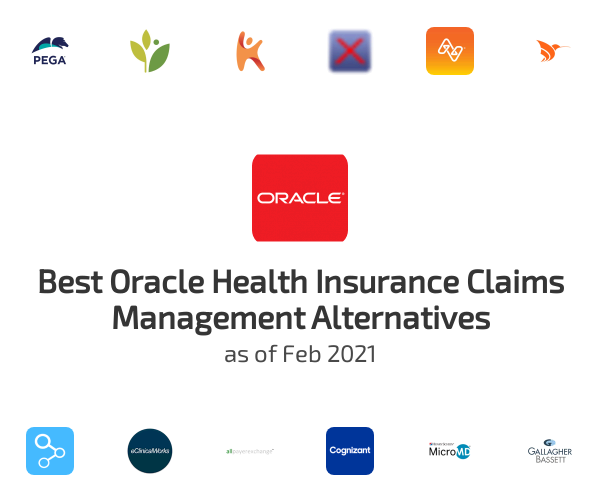 Best Oracle Health Insurance Claims Management Alternatives