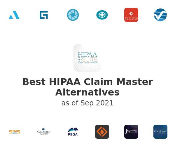 Best HIPAA Claim Master Alternatives