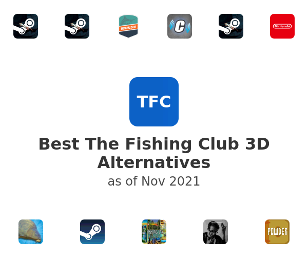 Best The Fishing Club 3D Alternatives