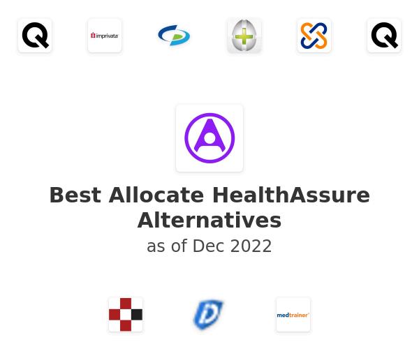Best Allocate HealthAssure Alternatives