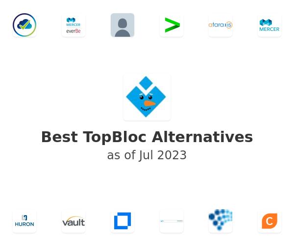Best TopBloc Alternatives
