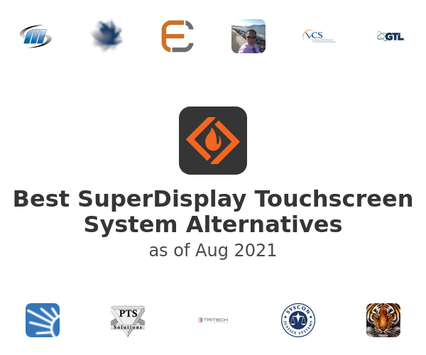 Best SuperDisplay Touchscreen System Alternatives