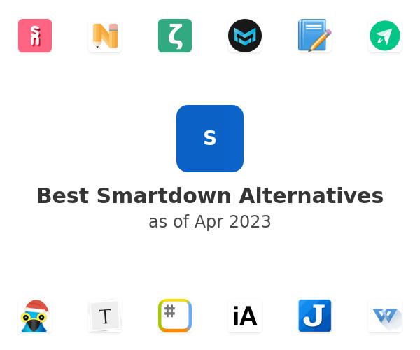 Best Smartdown Alternatives