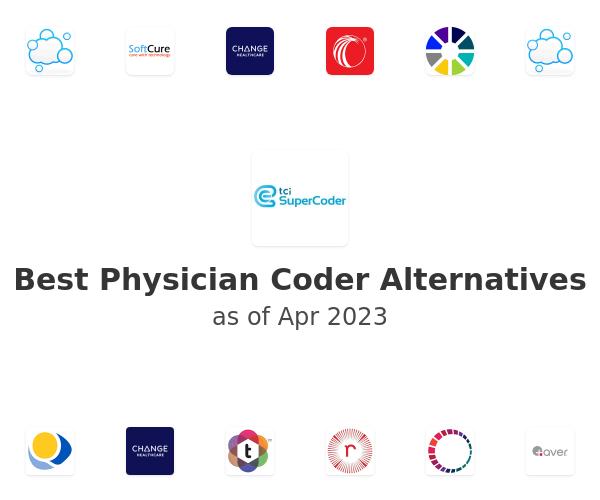 Best Physician Coder Alternatives