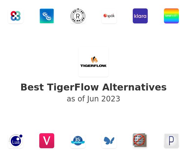 Best TigerFlow Alternatives