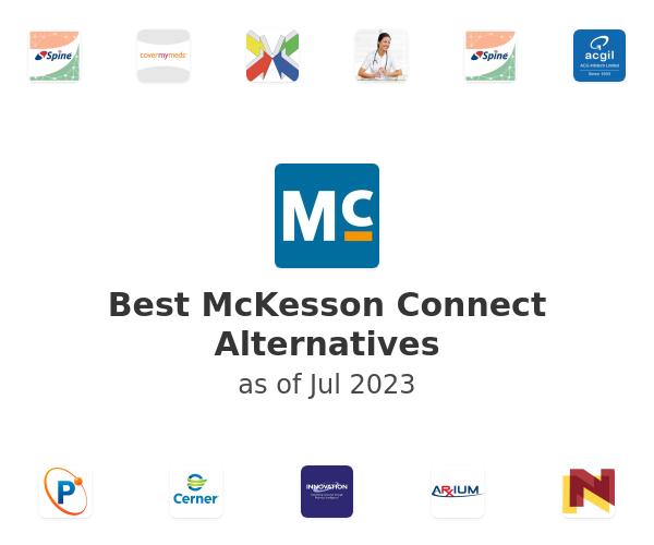 Best McKesson Connect Alternatives