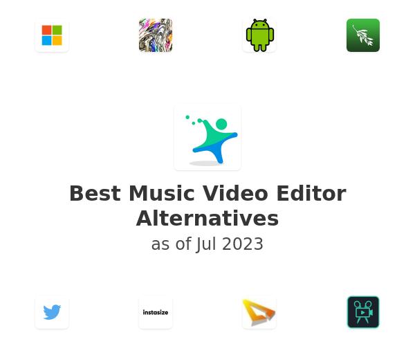 Best Music Video Editor Alternatives